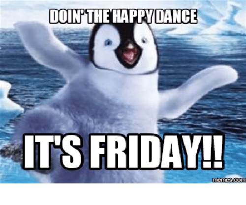 Happy Friday 13th Quotes Dance