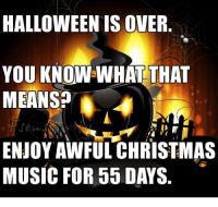 images of halloweens over time for christmas