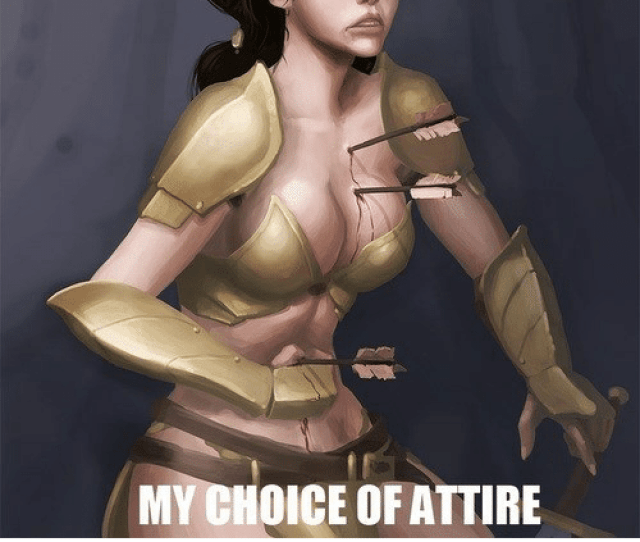 Sexy Yes And Armor I Am Starting To Question My Choice Of Attire