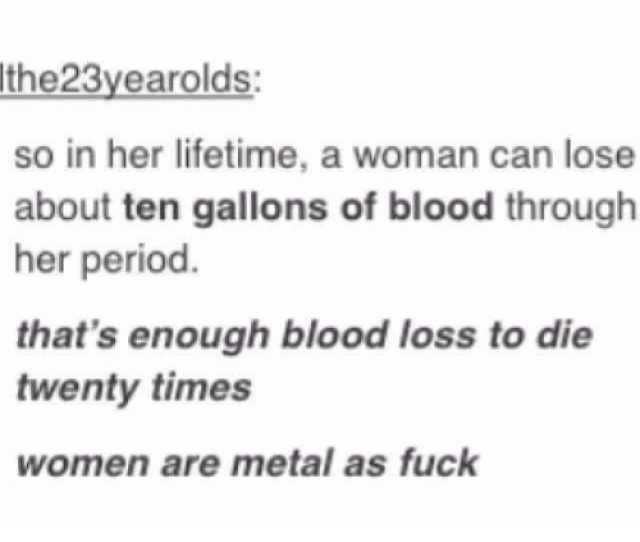 Period Fuck And Lifetime Ithe23yearolds So In Her Lifetime A Woman