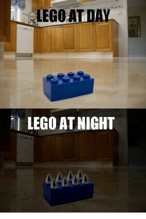 LEGO AT DAY LEGO AT NIGHT   Lego Meme on me me Lego  Day  and Night  LEGO AT DAY LEGO AT NIGHT