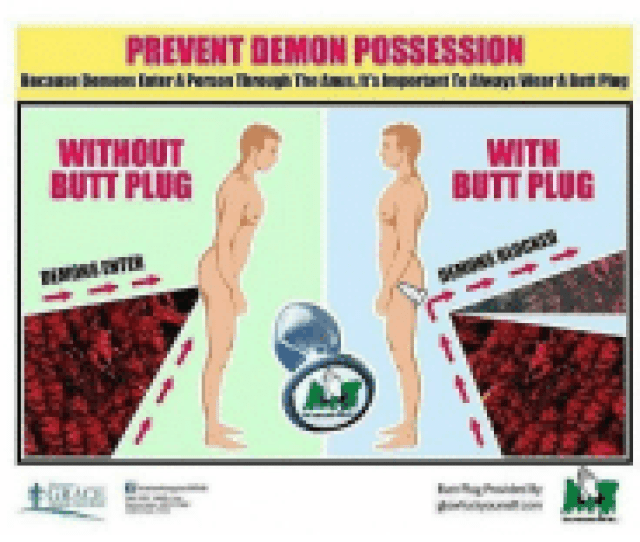 Butt Memes And Sorry Prevent Demon Possession Because Demons Enter A Person Through