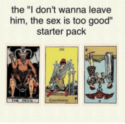 Image result for Tarot card memes