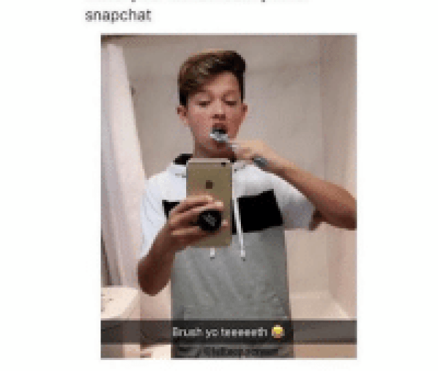 Thumb_when Your Dentist Adds You Orn Snapchat Brush Yo Teeeeeth  Png