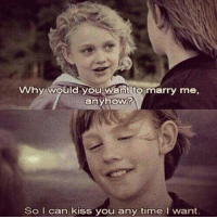 The people featuring in videos under this trend are acting in a particular way that can … Why Would You Want To Marry Me Anyhow So I Can Kiss You Any Time I Want Sweet Home Alabama Meme On Me Me