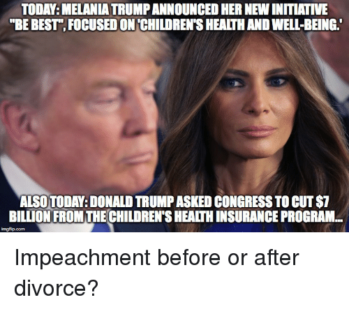 TODAYMELANIA TRUMPANNOUNCED HER NEW INITIATIVE BE BEST FOCUSED ON ...
