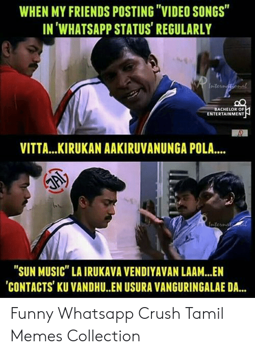 Whatsapp Funny Pictures In Tamil Secondtofirstcom