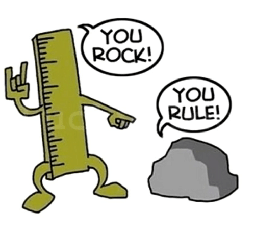 YOU ROCK! YOU RULE | Rock Meme on ME.ME