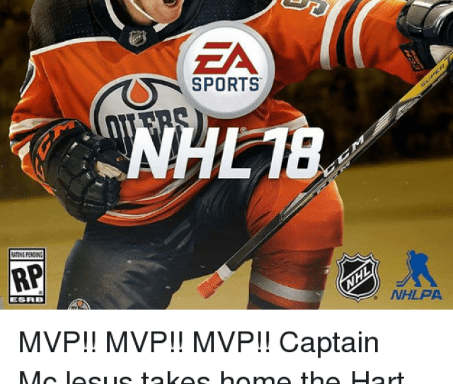 Memes National Hockey League Nhl And Sports Young Starsedition Ea Sports Mvp