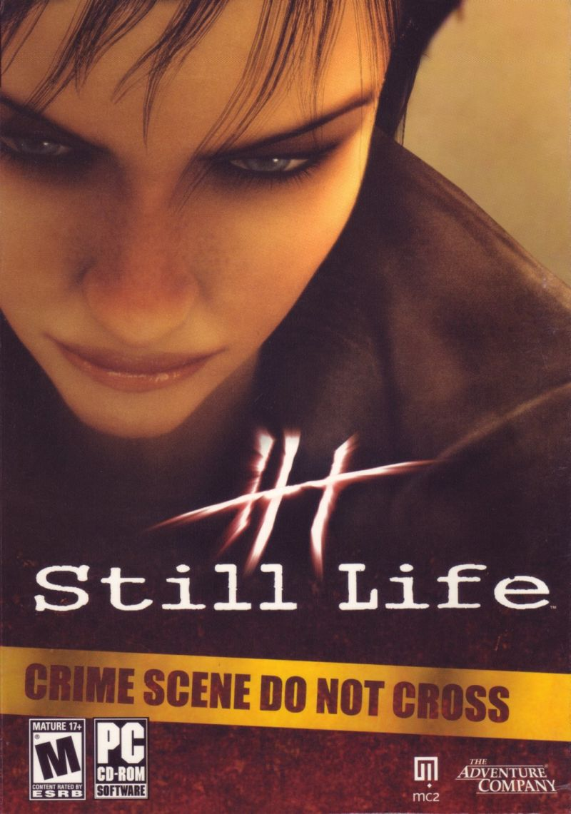 Still Life Windows Front Cover