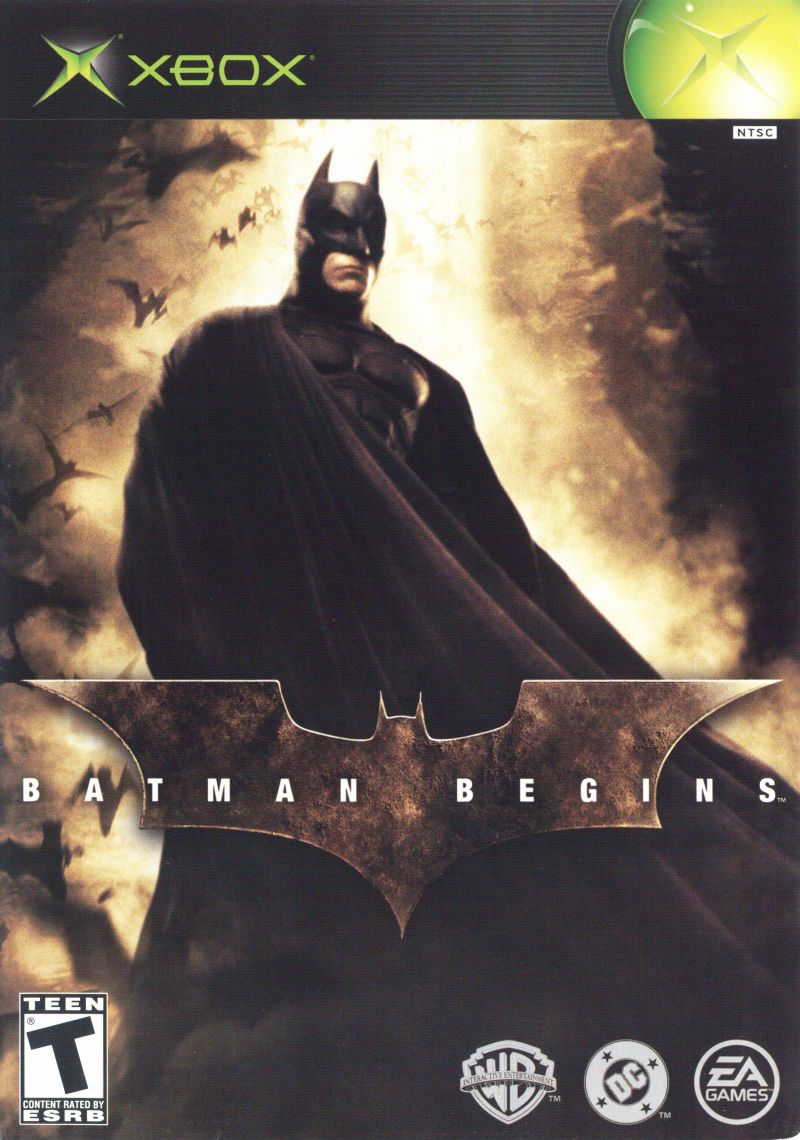 Batman Begins video game