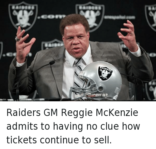 Funny Raiders Memes of 2016 on SIZZLE | Friends