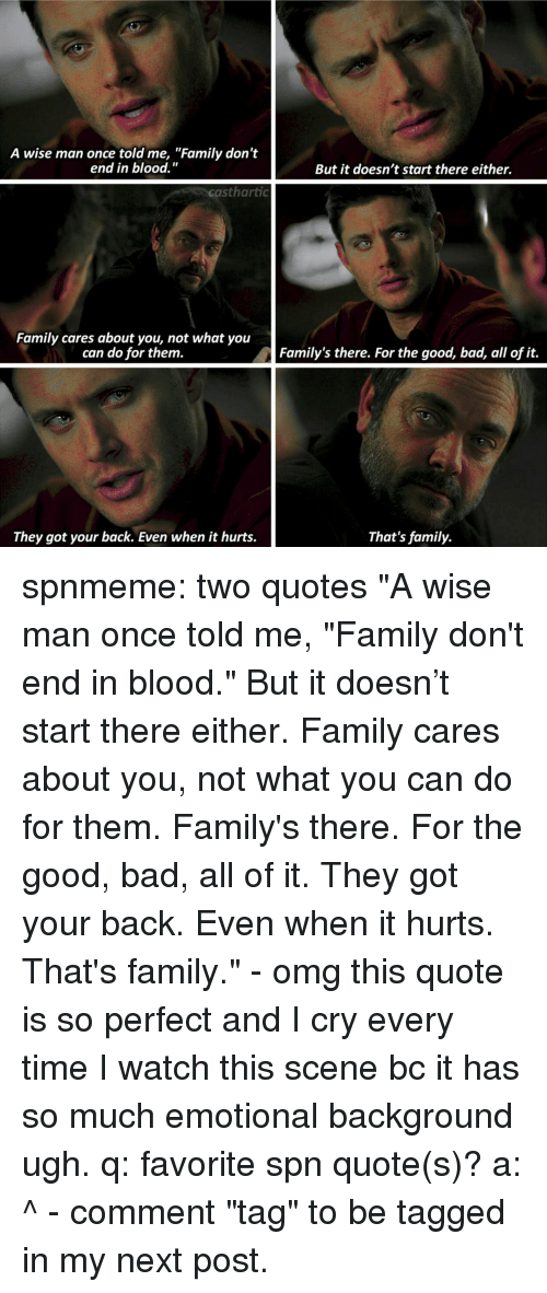 Dont Family Blood You Quotes Make