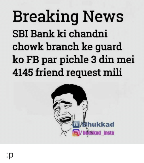 Memes Request Friend Facebook Funny