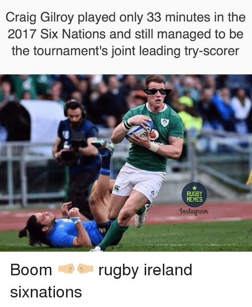 25+ Best Memes About Rugby | Rugby Memes