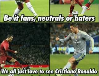 Soccer Fans, Football Fans - We're All The Same
