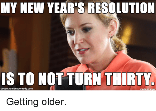 Funny New Year's Resolutions Memes of 2016 on SIZZLE