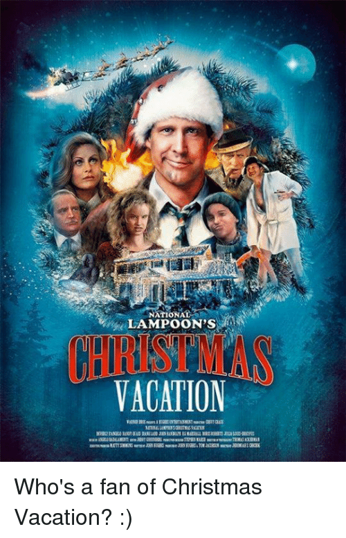National Lampoon Vegas Vacation Meme