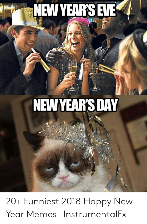 25 Best Memes About Funny New Years Eve Funny New Years Eve Memes