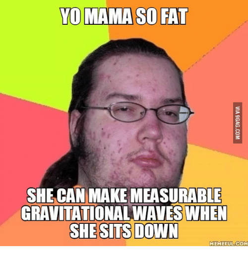 Fat Yo Jokes Mama So