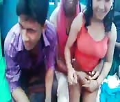 Indian Porn In Public