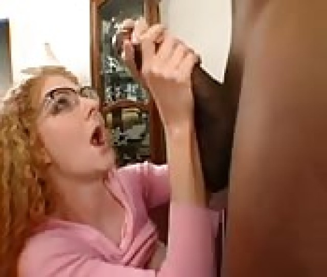 Redhead Milf Piano Teacher Seduced By Younger Black Guy