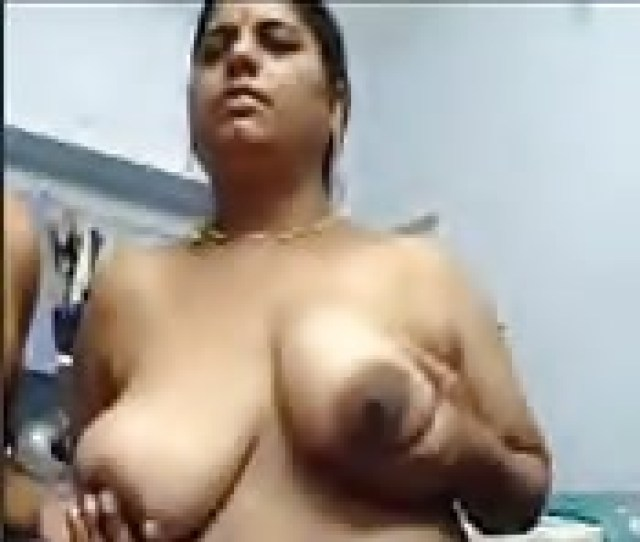 Indian Amateur With Floppy Natural Tits