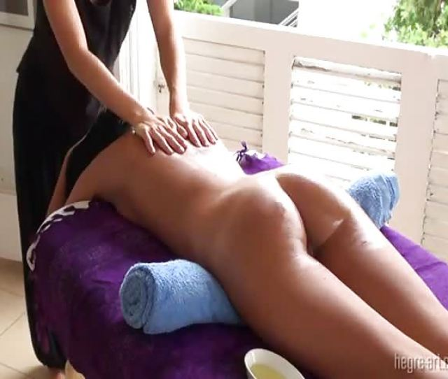 Erotic Bliss In Top Massage Parlor