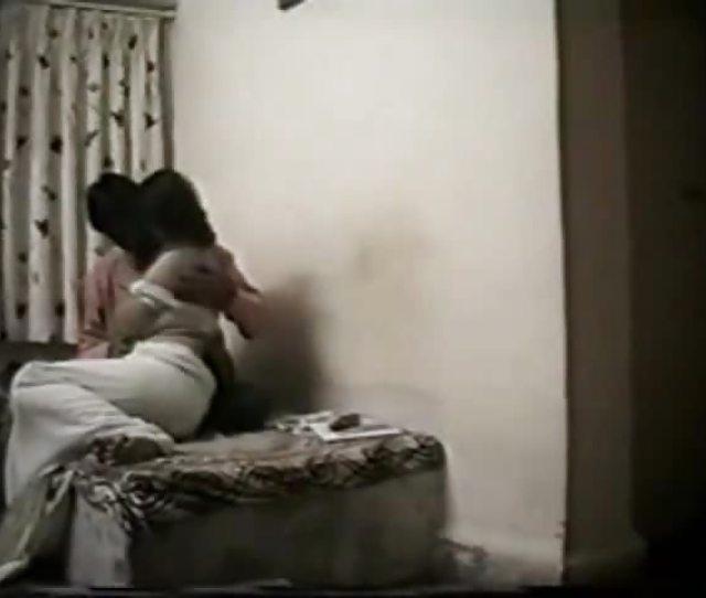 Hidden Camera Caught Beautiful Indian Babe Fucking