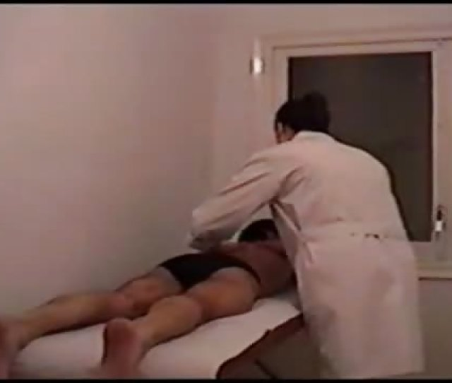 Lucky Man Gets Massage And A Happy Ending