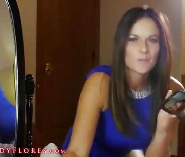 Mom Gives Pov Blowjob
