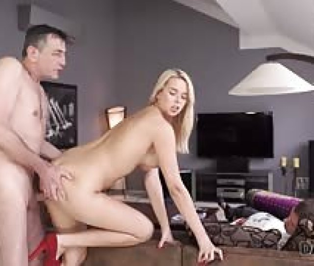 Blonde Beauty Teenage Girl Fucked By Step Daddy