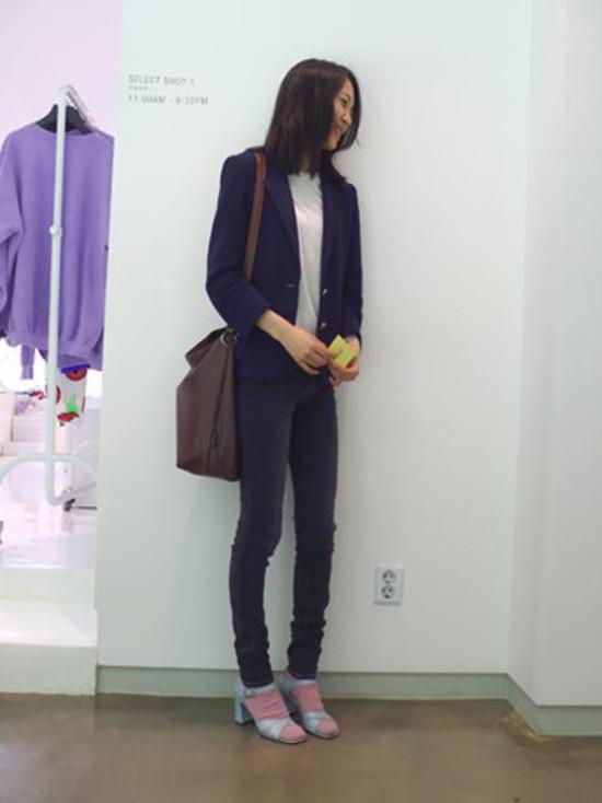 Kang Chan Yang Seoul Street Fashion Street Peeper