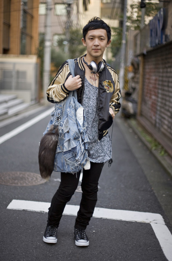 Fuji Disco Tokyo Street Fashion Street Peeper