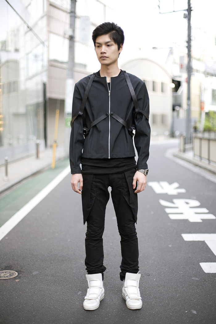 Joe Tokyo Street Fashion Street Peeper Global
