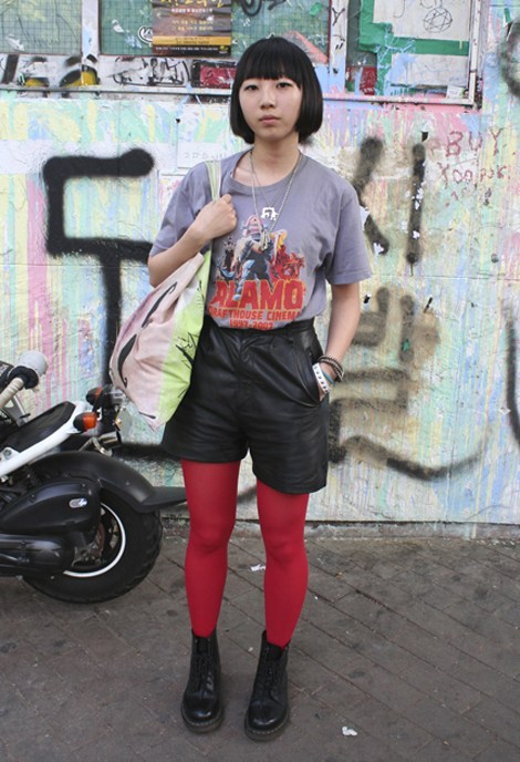 Kyungbin Ko Seoul Street Fashion Street Peeper