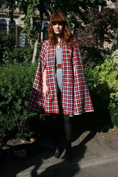 Gareth Pugh Spring 2008 VI Street Fashion Street