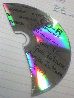 CD roto