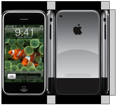 Recortable del iPhone