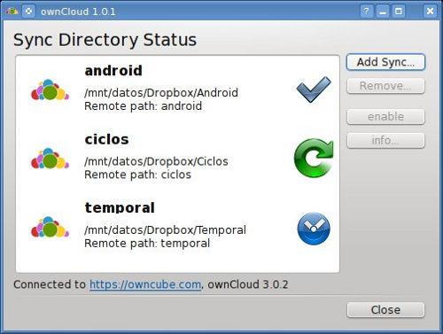 owncloud-client