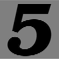 5, cuenta atrás para cambiar de vida