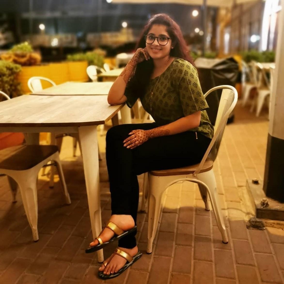 Aima Sebastian's Feet << wikiFeet