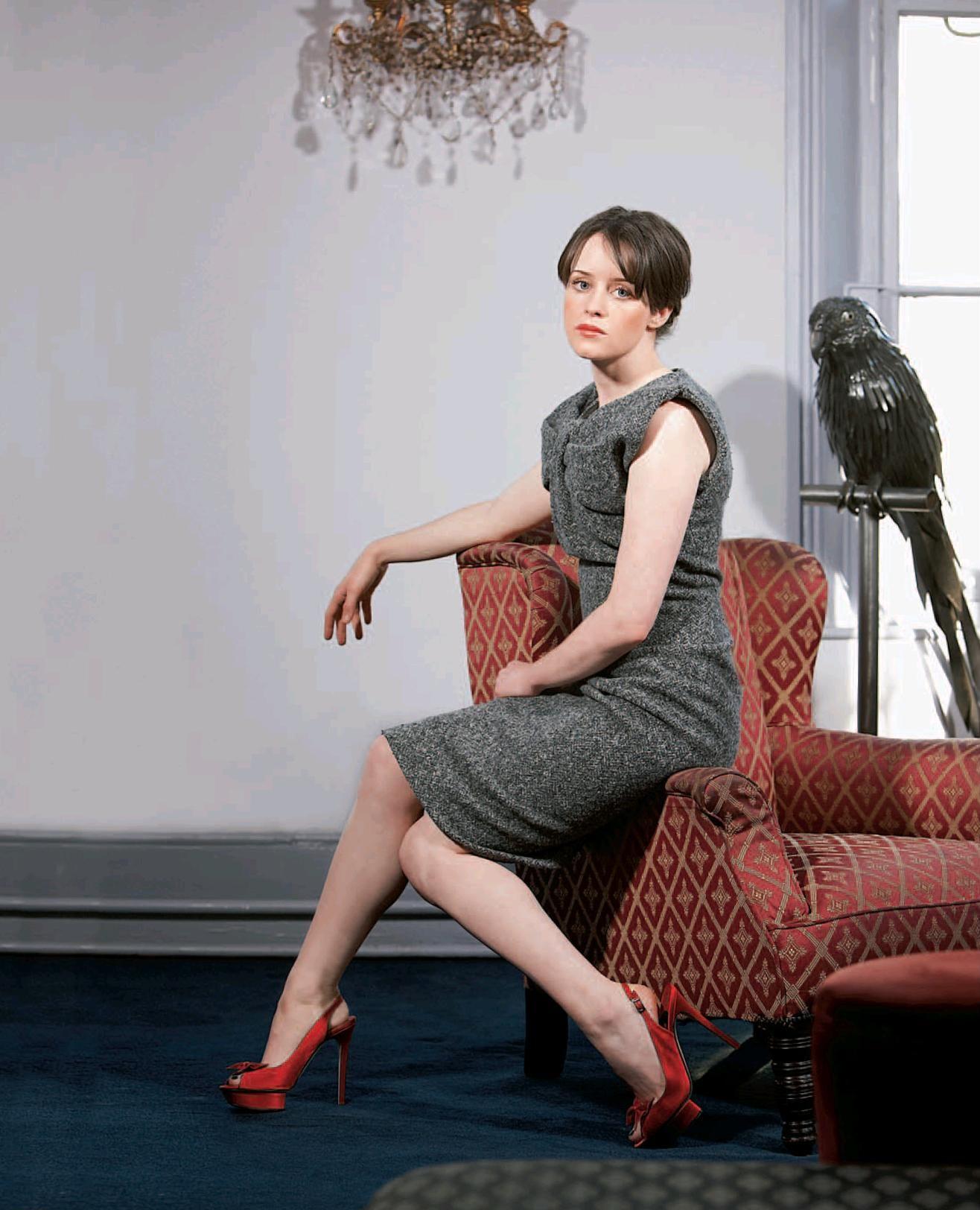 Claire Foy (born 1984)