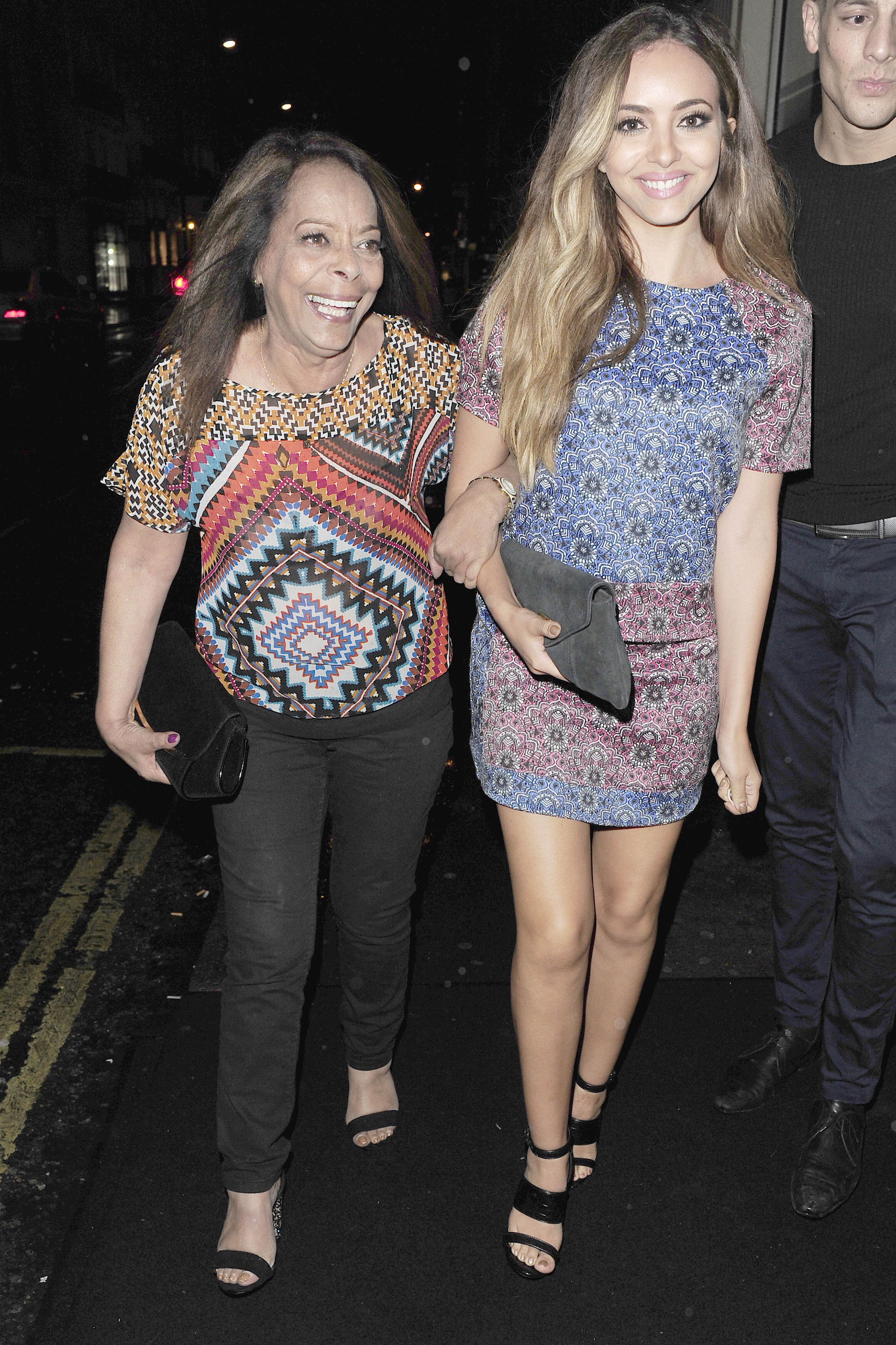 How Old 2013 Edwards Perrie