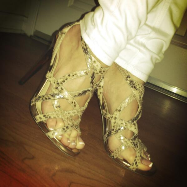 Kortney Kanes Feet