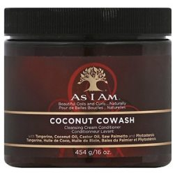 As I Am Coconut CoWash Cleansing Conditioner- 16 Ounces