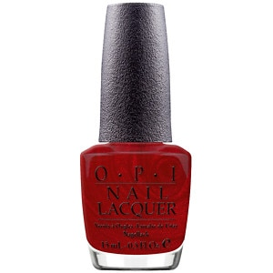 OPI Classic Shades Nail Lacquer, I'm Not Really a Waitress