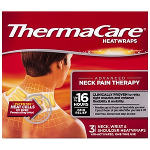 thermacare heat packs