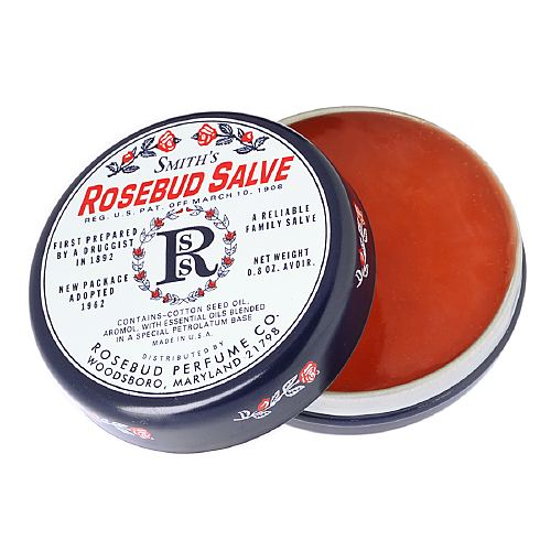Rosebud Perfume Co. Smith's Rosebud Salve lip balm