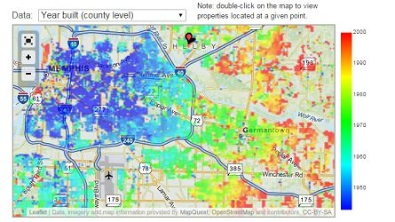Household income by zip code